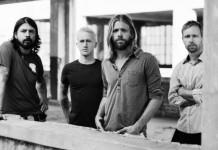 Foo Fighters, Foto: Promobild via FKP Scorpio