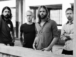 Foo Fighters, Foto: Promobild via FKP Scorpio