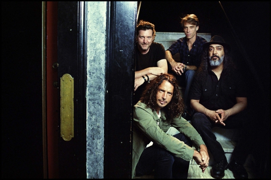 Soundgarden: Berlin Konzert Ende Mai