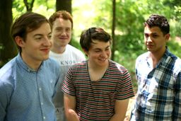 Bombay Bicycle Club, Bildquelle: FKP Scorpio