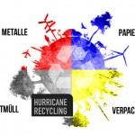 Hurricane/Southside Mülltrennung