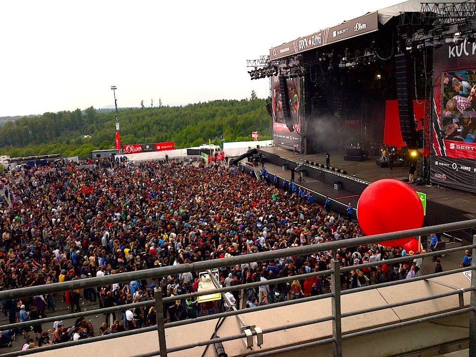 Rock am Ring Impression, Bild: Festivalisten
