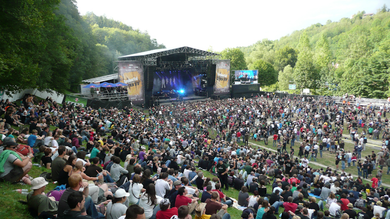 Liveticker Taubertal Festival 2014, Bild: Thomas Peter