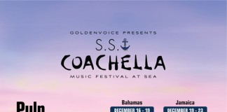 S.S. Coachella Line Up