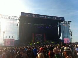 Nova Rock Blue Stage, Foto: David Unger