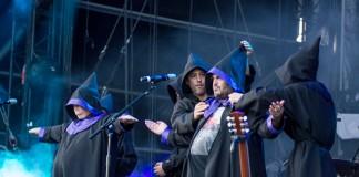 Die Tenacious D Tour 2015 führt Kyle Gass und Jack Black unter anderem nach Köln, München, Hamburg, Wien und Zürich , Foto: Thomas Peter