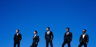 Backstreet Boys ; Promofoto via creative talent
