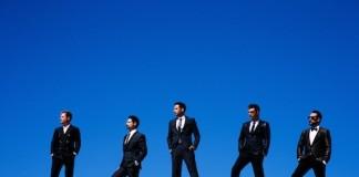 Backstreet Boys ; Promofoto via creative talent