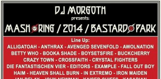 DJ Morgoth Rock am Ring / Rock im Park Mashup 2014 ; Quelle: djmorgoth.blogspot.de