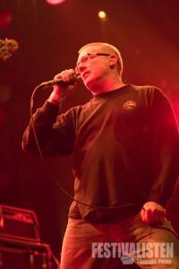 Milo Aukerman von den Descendents beim Groezrock 3014, Foto: Thomas Peter