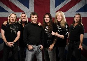 Iron Maiden, Promofoto 2010, Quelle: MLK