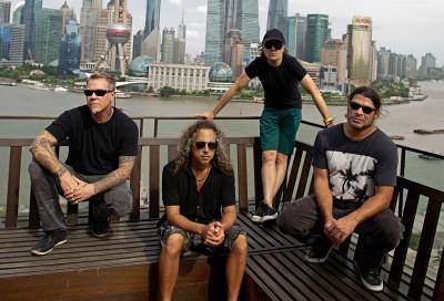 Metallica, Promofoto 2014, Quelle: MLK.com