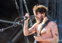 Biffy Clyro am RockNHeim 2013, Bild: Thomas Peter