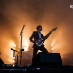 Arctic Monkeys in Berlin 2014 ; Foto: Sven Morgenstern
