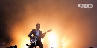 Arctic Monkeys in Berlin 2014 ; Foto: Sven Morgenstern