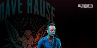 Dave Hause, Magdeburg, 2014 ; Foto: Sven Morgenstern
