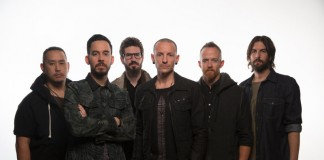 Linkin Park - Promobild 2014 - via Warner Music