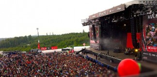 Rock am Ring Impression Tilt-Shift, Bild: Festivalisten