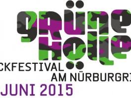 Grüne Hölle Festival 2015 Logo, Quelle: Festival