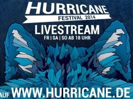 Hurricane 2014 Livestream - bei hurricane.de und concert.arte.tv sitzt man in der ersten Reihe, Quelle: Festival