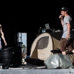 3Plusss & Sorgenkind auf dem Splash! Festival 2014 ; Foto: Sven Morgenstern