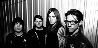 Against Me! 2014, Bild: Promofoto via x-why-z