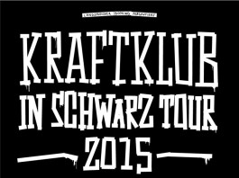 Kraftklub In Schwarz Tour 2015, Quelle: Band