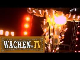 Szene aus dem Wacken.tv Promotrailer fürs Wacken 2015, Quelle: YouTube/Wacken.tv