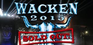 Wacken 2015 ausverkauft - nach gerade einmal 12 Stunden sind 75000 Tickets weg, Bild: Wacken