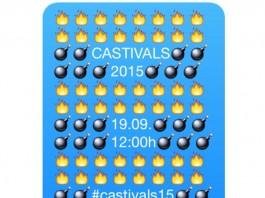 Am Freitag wird Casper über seine Festivalpläne / Castivals 2015 informieren, Quelle: Casper Facebook