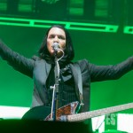 Placebo beim Highfield 2014, Foto: Thomas Peter
