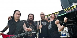 Machine Head Promofoto via MLK, Bild: Chris Casella