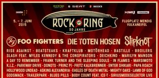 Das Programm von Rock am Ring und Rock im Park nach der zweiten Welle, Quelle: MLK