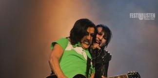 Marilyn Manson bei seinem letzten Auftritt bei Rock im Park 2012, Foto: Thomas Peter