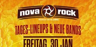Am Freitag gibt das Nova Rock 2015 weitere Bands und die Tagesverteilung bekannt, Bildquelle: Festival