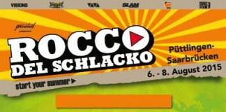 """Morgen kennen wir den ersten der """"5 Headliner"""" fürs Rocco Del Schlacko 2015, Quelle: Festival"""