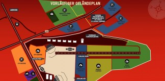 Rock am Ring 2015 Green Camping, Quelle: MLK/Rock am Ring