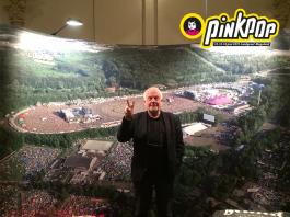 Jan Smeets ist bereit für die Pinkpop 2015 Pressekonferenz, Bildquelle: Pinkpop