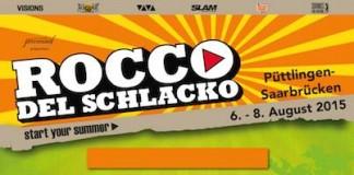 Rocco Del Schlacko 2015 Kratklub und Against Me! sind auch dabei, Bildquelle: Festival