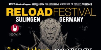 Reload 2015 - die erste Bandwelle mit In Flames, Dropkick Murphys, Kreator, Glogging Molly,... Bildquelle: Reload Festival