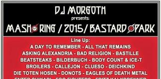 Do it again: DJ Morgoth hat wieder sein traditionelles Mash am Ring / Bastard im Park - 2015 Mixtape veröffentlicht, Bildquelle: DJ Morgoth