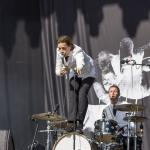 The Hives beim Rockavaria 2015, Bild: Thomas Peter