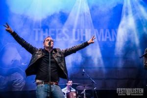 Thees Uhlmann beim Kosmonaut 2015, Foto: Steffen Neumeister