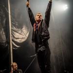 Gastgeber Kraftklub beim Kosmonaut 2015 angesagt, Foto: Steffen Neumeister