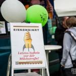 Next Stop: Milchstrasse - gesehen beim Kosmonaut 2015 angesagt, Foto: Steffen Neumeister