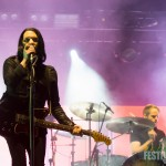 Placebo beim Southside 2015, Foto: Thomas Peter