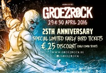 Groezrock 2016 Early Bird Tickets, Bildquelle: Festival