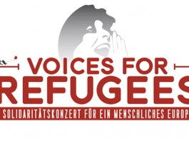 Voices For Refugees, Bildquelle: Nova Music, Volkshilfe