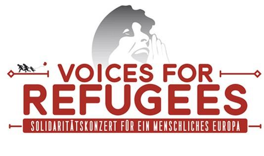 Voices For Refugees, Bildquelle: Nova Music, Volkshilfe