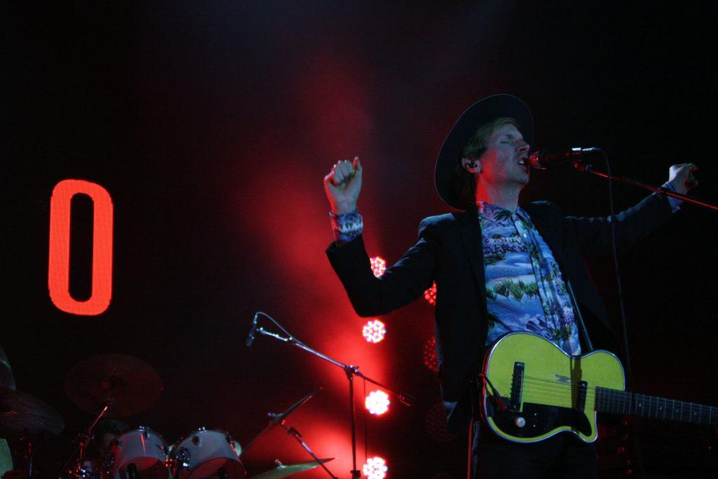 Beck, Foto: Manuel Hofmann